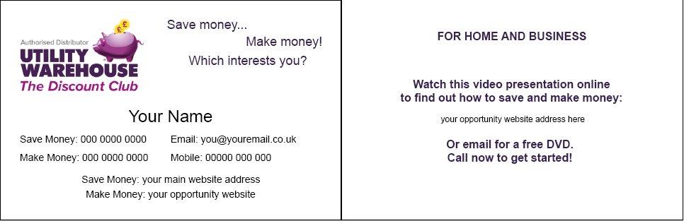 Uw distributors business cards buy now colourmoves