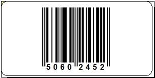 EAN-8 barcode