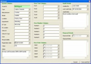 inventory software database